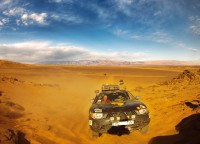 Eveniment: Expeditia Africa Roadmanians 2013