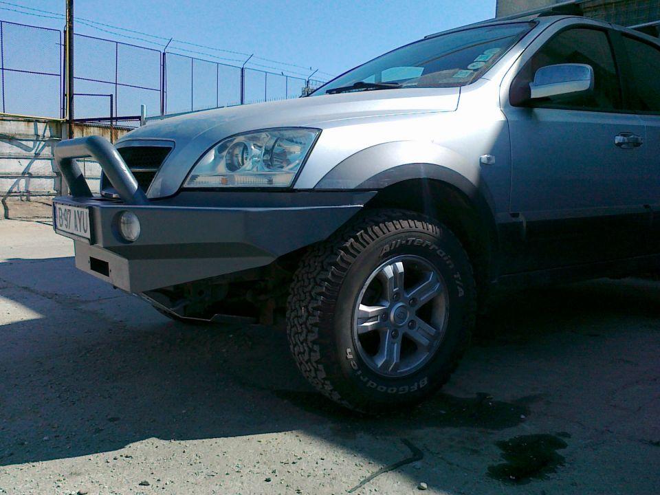 Kia - - @ TRACO - service auto 4x4, tuning maşini 4x4, accesorii offroad