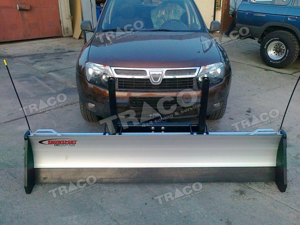 Dacia Duster - - @ TRACO - service auto 4x4, tuning maşini 4x4, accesorii offroad