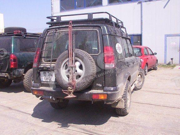 Discovery - - @ TRACO - service auto 4x4, tuning maşini 4x4, accesorii offroad