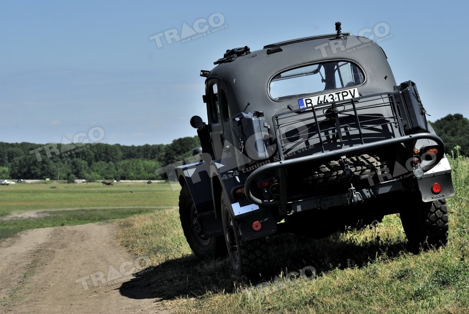 Volvo - Volvo TP21 Sugga @ TRACO - service auto 4x4, tuning maşini 4x4, accesorii offroad
